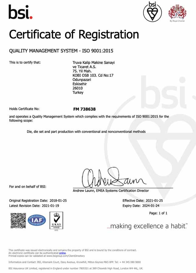 Truva-Kalıp-iso-certificate-2021